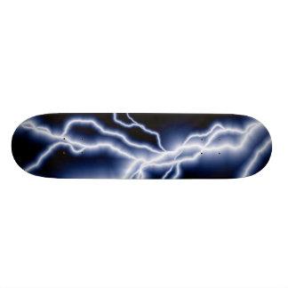 Lightning skateboard