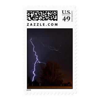 Lightning Stamps