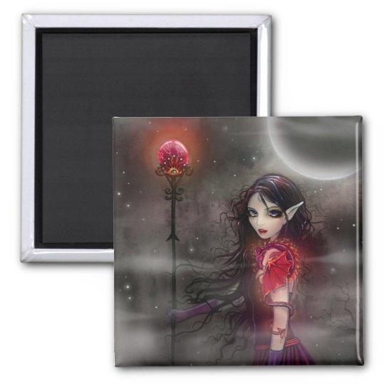 Lightning Stone Fairy Dragon Magnet