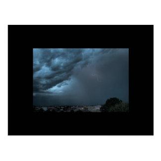 Lightning Storm 2 Postcard