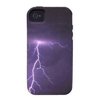 Lightning storm vibe iPhone 4 cases