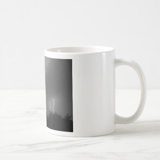 Lightning Storm Coffee Mug