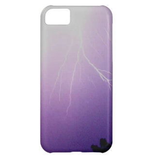 Lightning Storm iPhone 5C Cover