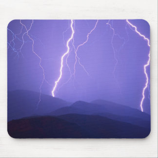 Lightning Storm Mouse Pad