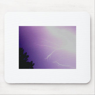 Lightning Storm Mouse Pad