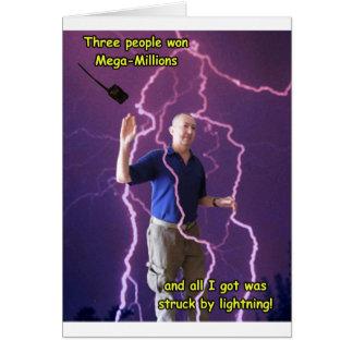 Lightning Strike 2 Card
