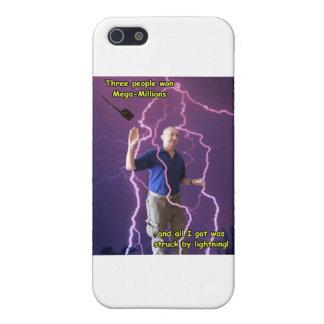 Lightning Strike 2 iPhone SE/5/5s Cover