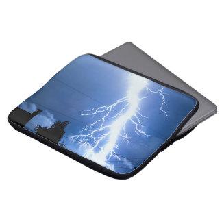 Lightning Strike 2 Laptop Computer Sleeves
