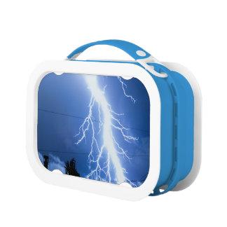 Lightning Strike 2 Lunch Box