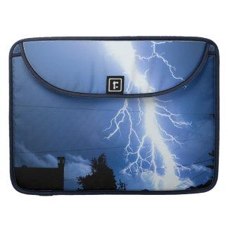 Lightning Strike 2 Sleeves For MacBooks