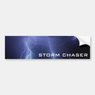 Lightning Strike 3 Bumper Sticker