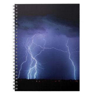 Lightning Strike 3 Notebook