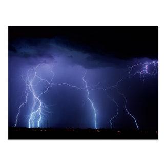 Lightning Strike 3 Postcard