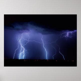 Lightning Strike 3 Poster