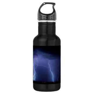 Lightning Strike 3 Stainless Steel Water Bottle
