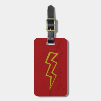 Lightning Strike Bag Tag