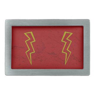 Lightning Strike Belt Buckle