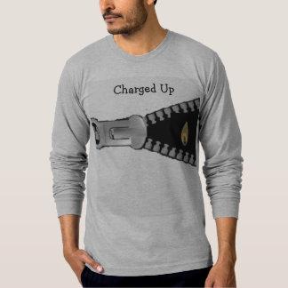 Lightning Strike Charged Up... T-Shirt