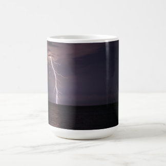 Lightning Strike Coffee Mug