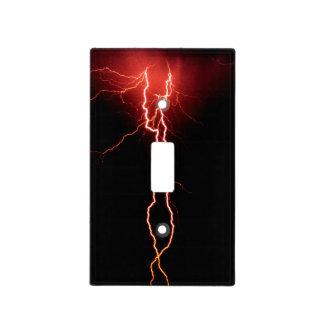 Lightning Strike Light Switch Cove