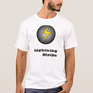 Lightning Strike, Lightning Strike T-Shirt