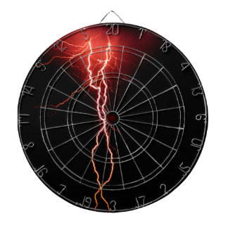 Lightning Strike Metal Cage dartbpard Dart Boards