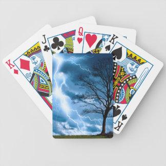 Lightning Strike Deck Of Cards