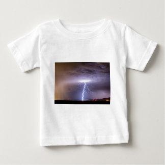 Lightning Strikes Following the Rain Baby T-Shirt
