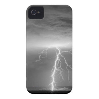 Lightning Strikes Following the Rain BWSC Case-Mate iPhone 4 Case
