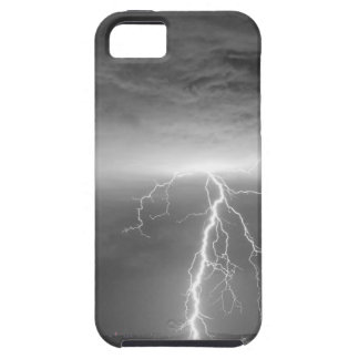Lightning Strikes Following the Rain BWSC iPhone 5 Covers