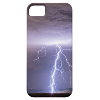 Lightning Strikes Following the Rain iPhone 5 Cases