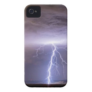 Lightning Strikes Following the Rain iPhone 4 Covers