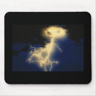 Lightning Strikes Mouse Pads