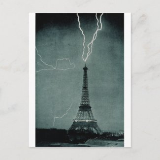 Eiffel Tower Lightning Strike Picture on How To Protect Yourself From Lightning Strike   Public Safety