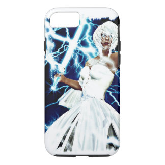 Lightning Stryke - Superhero Series iPhone 8/7 Case