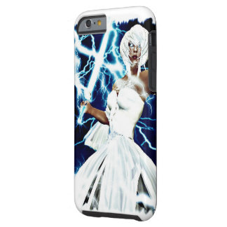 Lightning Stryke - Superhero Series Tough iPhone 6 Case