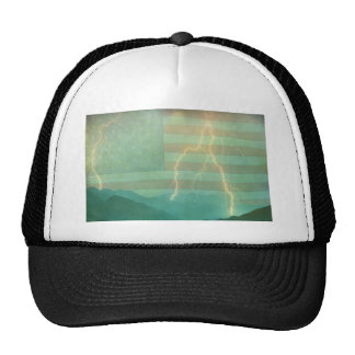Lightning Walk the Line Trucker Hat