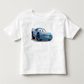 LightningMcQueen Disney de los coches Playeras
