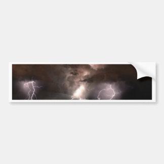 Lightnings epic power. bumper sticker
