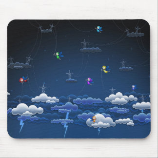 Lightnings Mouse Pad
