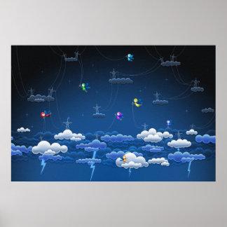 Lightnings Poster