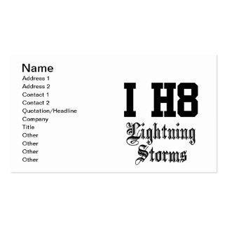 lightningstorms business card