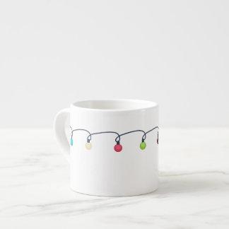 Lights 6 Oz Ceramic Espresso Cup
