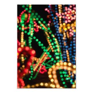 """Lights Aglow #1 - 3.5"""" x 5"""" Card"""