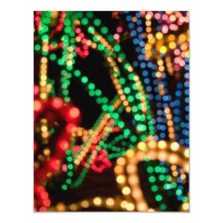 """Lights Aglow #1 - 4.25"""" x 5.5"""" Card"""