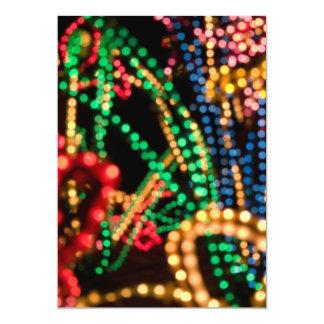 Lights Aglow #1 - 5x7 Card