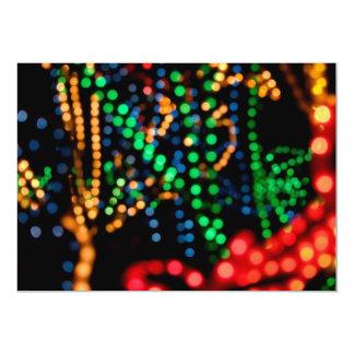 Lights Aglow #2 - 5x7 Card