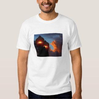 Lights at Sunset T Shirt