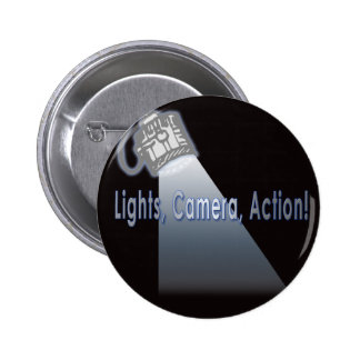 Lights Camera Action! Button