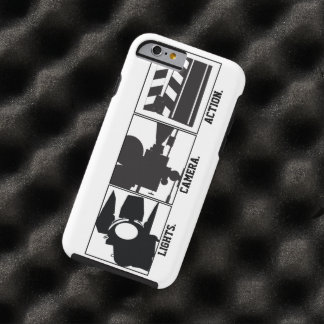 Lights Camera Action Film  Movie Maker Tough iPhone 6 Case